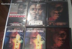 DVDS Denzel Washington