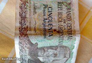 Cinquenta Pesos