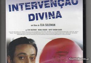 Intervenção divina - DVD novo
