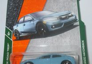 17 Honda Civic Hatchback (Matchbox)