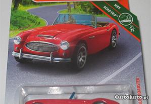 63 Austin Healey Roadster (Matchbox)