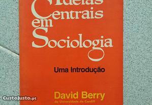 Idéias Centrais em Sociologia (portes grátis)