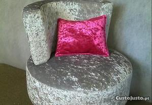 Cadeirao Redondo