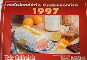 Calendário Gastronómico 1997
