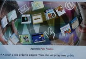 Livro Como Criar Paginas Web