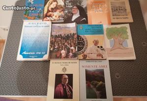 Livros Religiosos / Documentais - Portes Grátis.