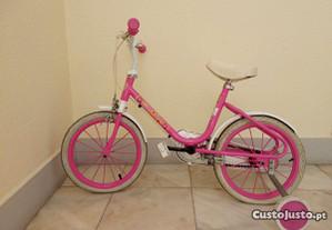 Bicicleta - Barbie
