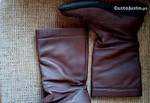 Botas de menina - senhora