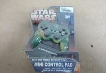 Mini Comando Universal PS1 / PS2 Star Wars - NOVO