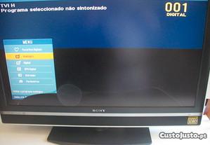 Tv Lcd Sony Bravia KDL-46V2500 para Peças