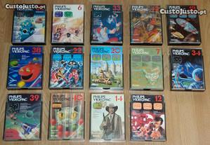 Philips Videopac: Varios jogos, parte 1