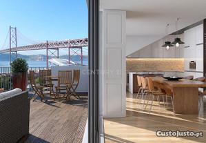 Apartamento T2 100,00 m2
