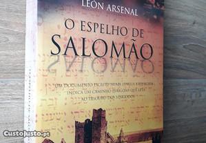O Espelho de Salomão - León Arsenal portes grátis