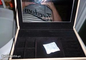 Pandora caixa dupla ou guarda jóias
