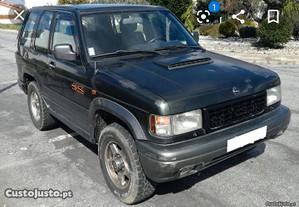 Peças Opel Monterey