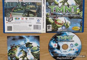 Playstation 2: TMNT