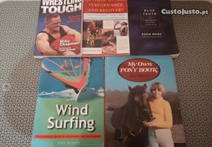 Livros Inglês / English Books - Portes Grátis.