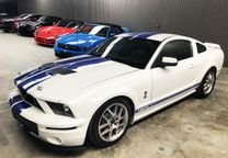 Ford Mustang Shelby GT500 625cv