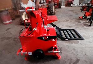 Rachador lenha 15 toneladas Modelo 15 R elevador