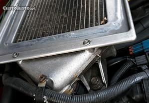 Intercooler Nissan terrano II 2.7 tdi
