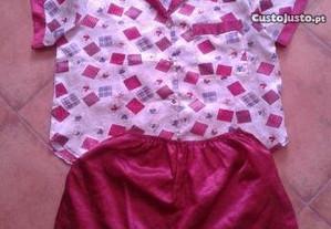 Pijama M/L verão