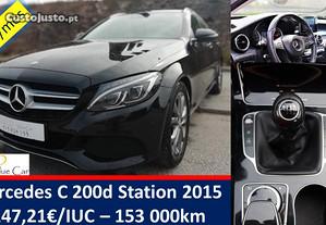 Mercedes-Benz C 200 d Station - 15