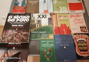 Livros e Revistas (5E) - Portes Grátis.