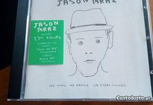 CD Jason Mraz