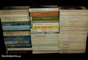 Livros Colecção Autores Portugueses INCM