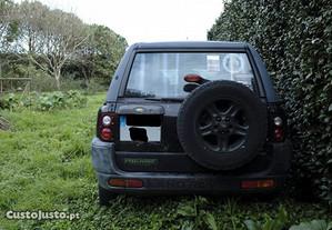 Land Rover Freelander Serie I