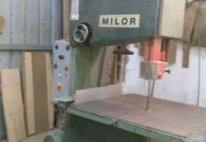 Serra de Fita, marca MILOR, modelo SF-800