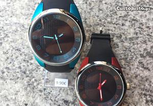 Relógio Unisexo - Analógico - NOVOS
