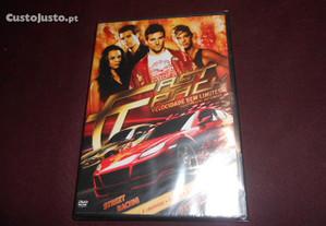DVD-Fast Track/Velocidade sem limites-Selado