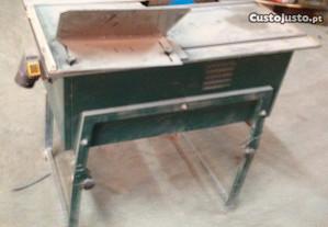 Máquina de cortar tijoleira ou azulejo