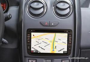 Auto-rádio 2 din android 9.0 Megane Dacia Duster