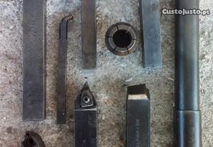 Ferro suporte para tornos mecânicos
