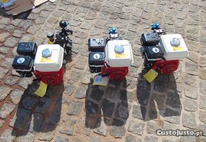 Kit de Pulverização, Motor Honda + Bomba de 25 Bar