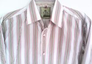 Camisa CTF Cortefiel - Tamanho M