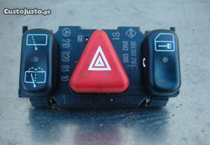 Mercedes E 320 1999 Botão comutador emergência