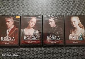 Série Os Bórgia (1ª Temporada Completa) - P. Grát.