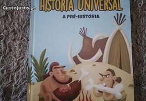 História Universal A pre história