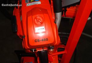 Motosserra Echo 450, 100% Japonesa