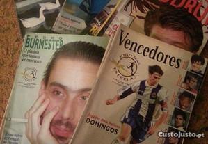 Revistas antigas (futebol)