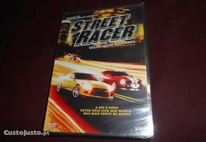 DVD-Street Racer/Velocidade marginal-Selado