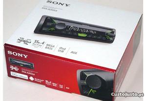 SONY Multimédia - Auto-Rádio, USB, Aux, MP3, Flac