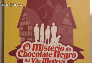 O mistério do chocolate negro na Vila Medieval