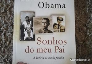 Barack Obama Sonhos do meu pai