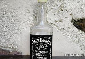Jack Daniels saboneteira