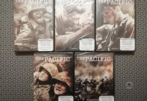 Série The Pacific (Completa - 5 Dvd) Portes Grátis