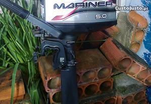 Peças Motor Mariner 5 HP Bloco Yamaha